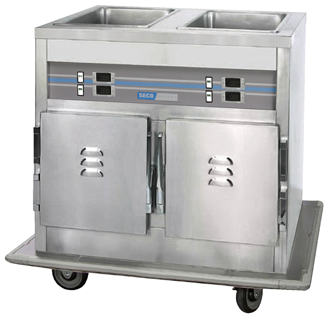 SECOSelect® Heated Transport, Bulk Food, Serving Carts