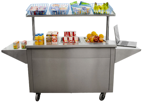 SECOSelect® Breakfast / Lunch Carts