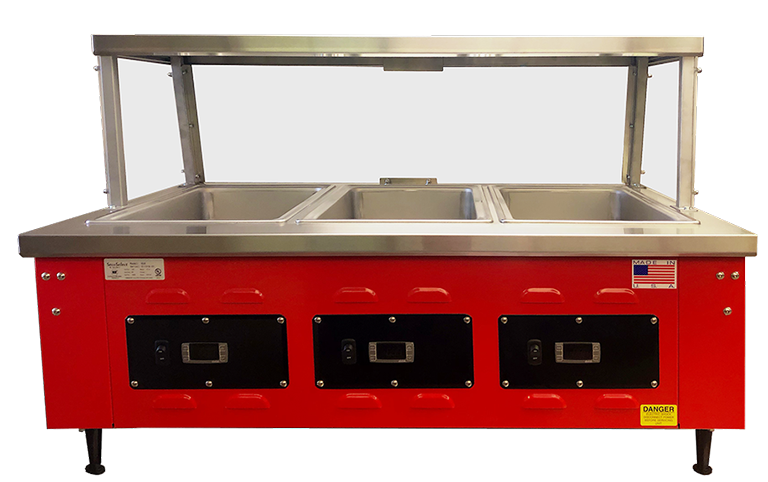 SECOSelect® Countertop Food Warmers
